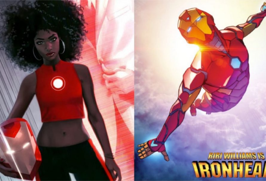 Details On Iron Man's New Female Replacement Riri Williams