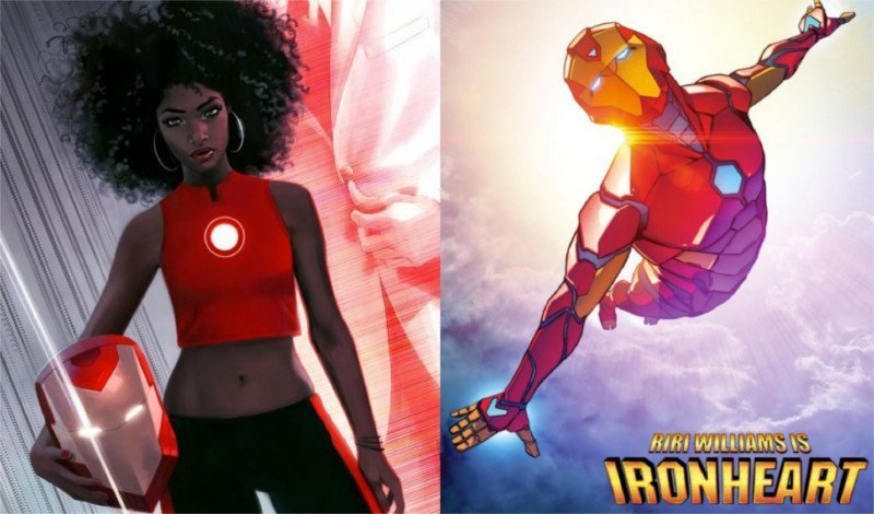 Ironheart Riri Williams - #GTUSA 1