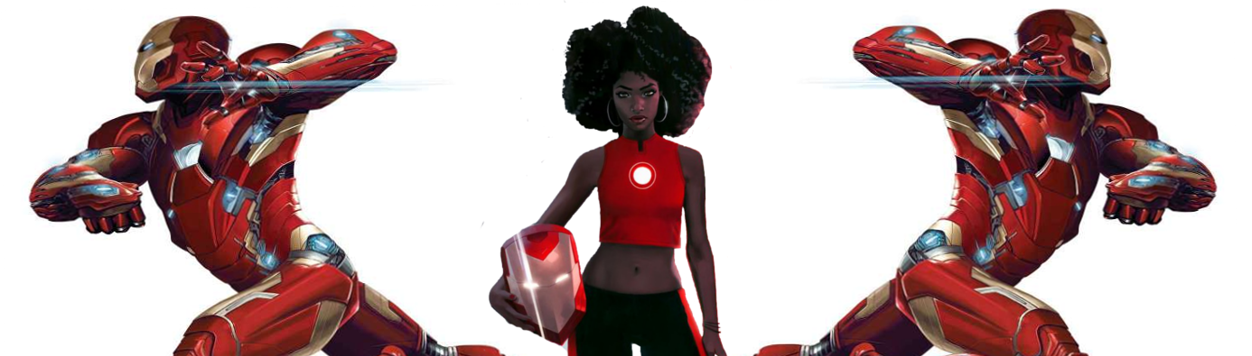 Ironheart Riri Williams - #GTUSA 2