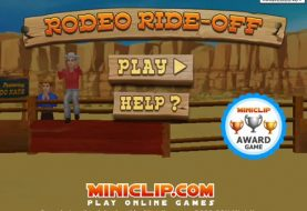 Rodeo Ride-off - Free To Play Mobile Game