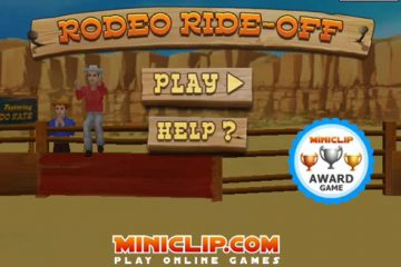Rodeo Ride-off - #GTUSA 1