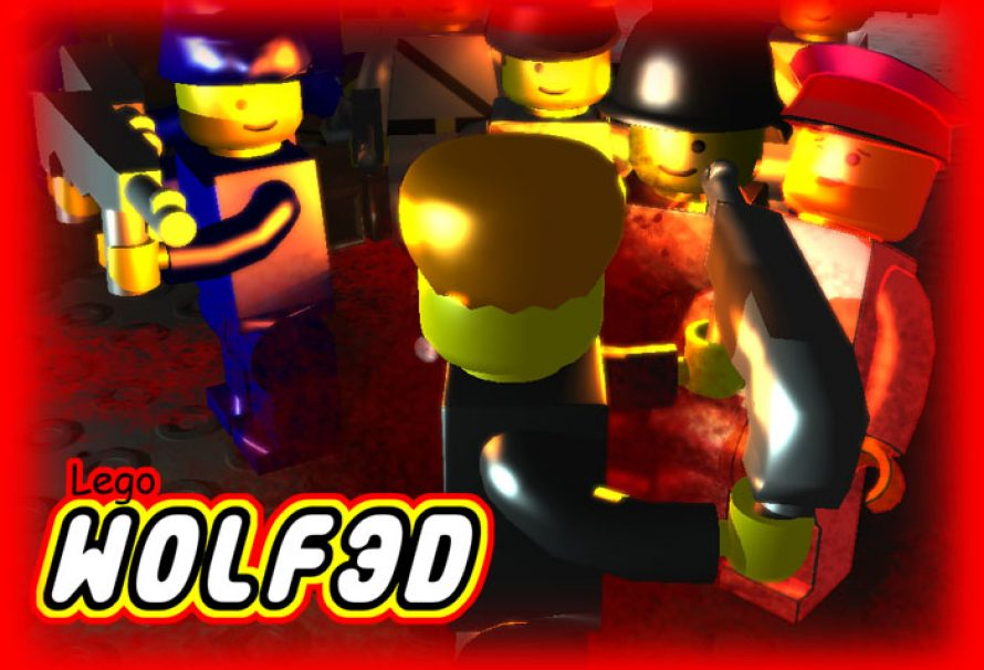 Lego Wolf3D – Free PC Download