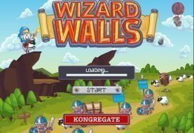 Wizard Walls - Free To Play Browser Game