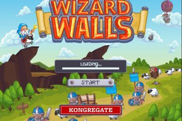 Wizard Walls - #GTUSA 1