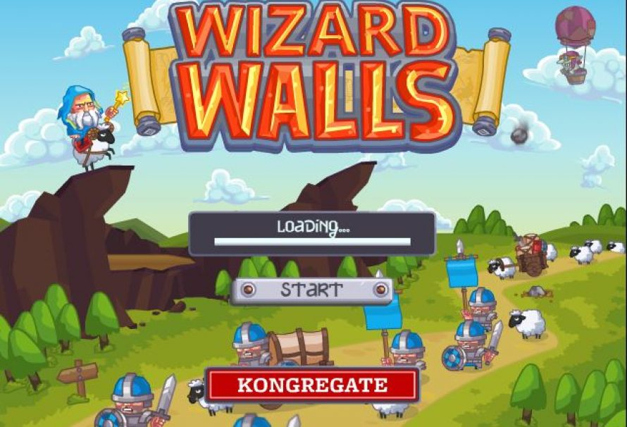 Wizard Walls – Free To Play Browser Game