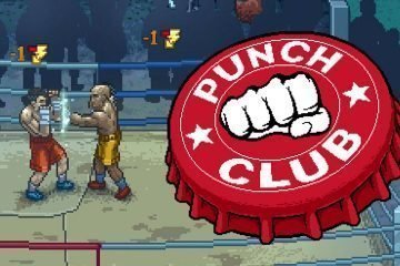 Punch Club - #GTUSA 1