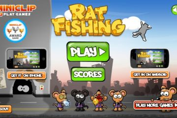 Rat Fishing - #GTUSA 1