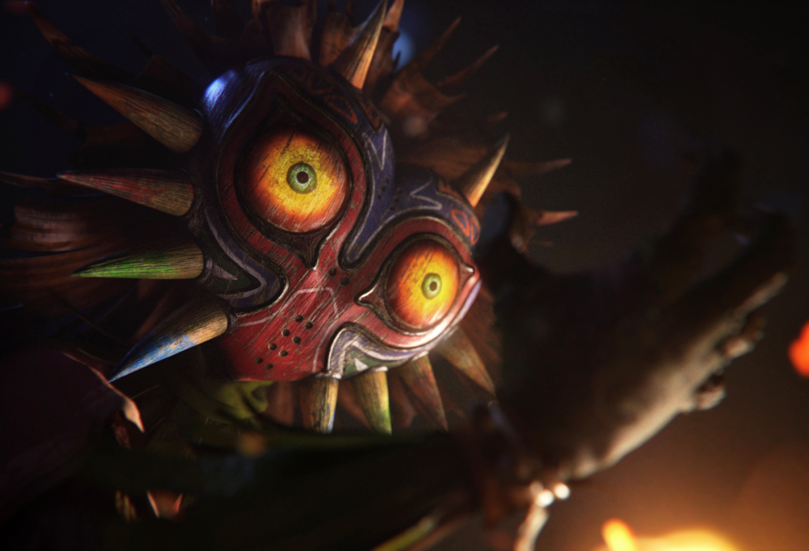 """Majora's Mask – Terrible Fate"" Is A Beautiful Fanimated Short"