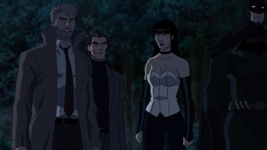 Justice League Dark - #GTUSA 9