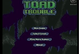Toad Trouble - Free To Play Browser Game