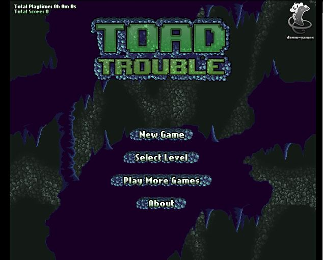 Toad Trouble - #GTUSA 1