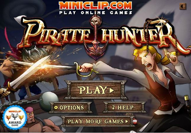 Pirate Hunter - #GTUSA 1