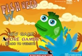 Fish Need Water - Free To Play Browser Game