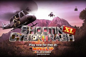 Shooting Cybertrash XL - #GTUSA 1