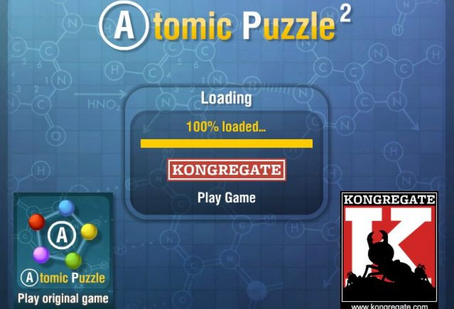 Atomic Puzzle 2 – Free To Play Browser Game