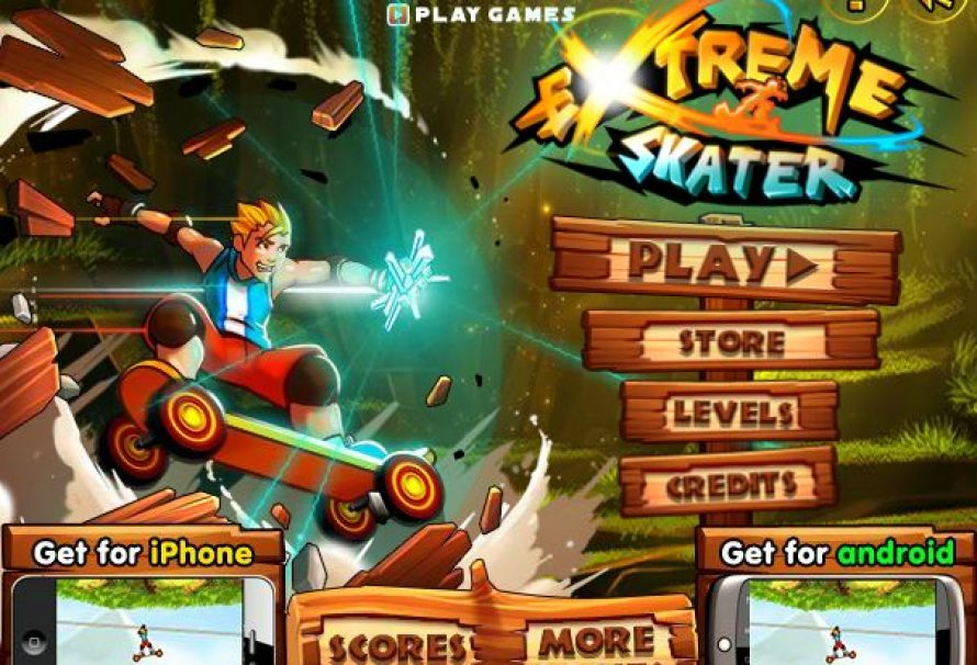 Extreme Skater – Free To Play Mobile Game