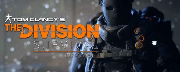 The Division – Expansion II : Survival Now Available For PS4 With Pro Support