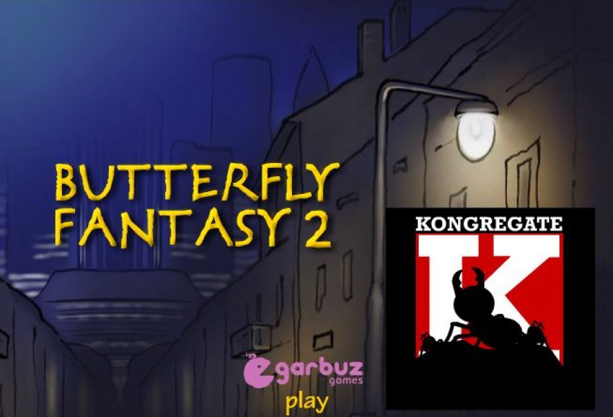 Butterfly fantasy2 – Free To Play Browser Game
