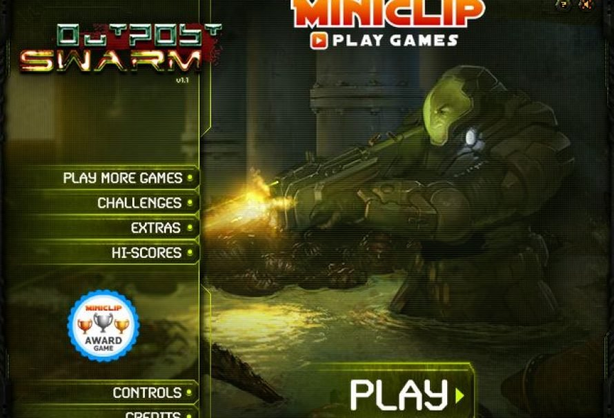 Outpost Swarm – Free To Play Mobile Game