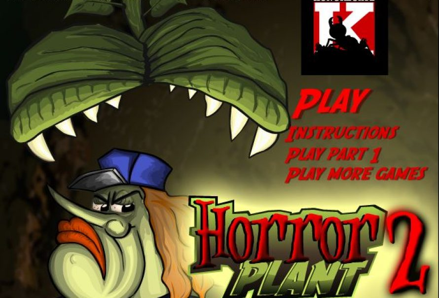 Horror Plant 2 – Free To Play Browser Game