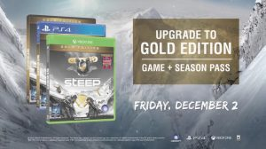 Steep PS4 Xbox 1 Steam - #GTUSA 1