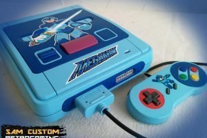 Custom R Video Game Consoles - #GTUSA 1