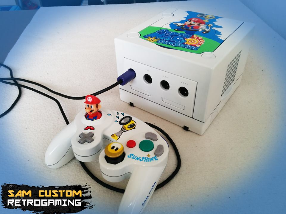 Custom R Video Game Consoles - #GTUSA 19