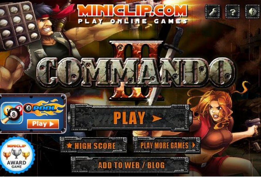 Commando 3 – Free To Play Mobile Game