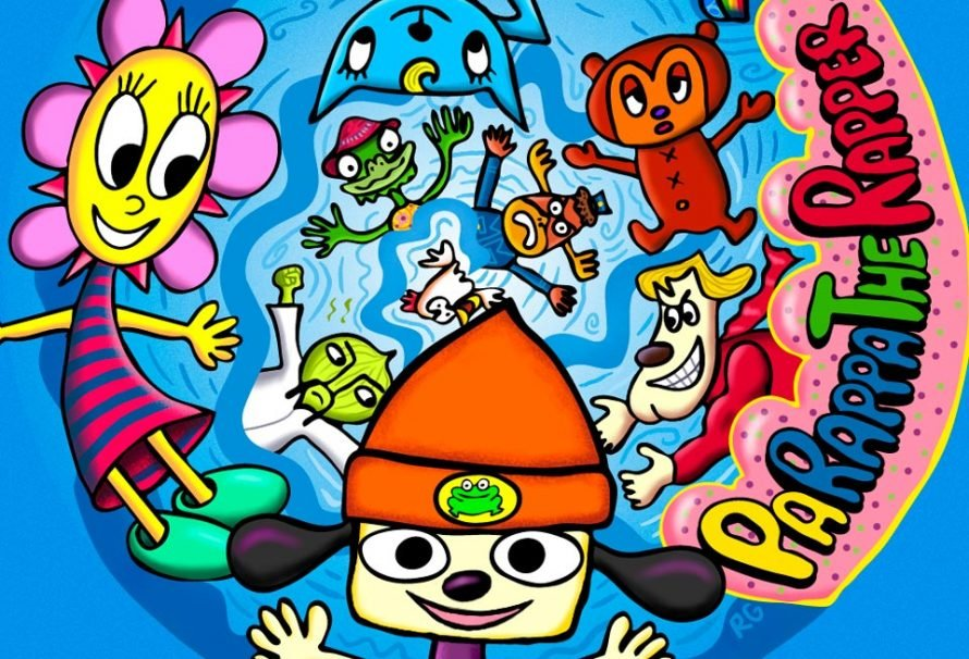 parappa the rapper getting a high def remake next year
