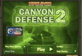 Canyon Defense 2 - Free To Play Mobile Game