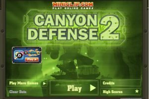 Canyon Defense 2 - #GTUSA 1