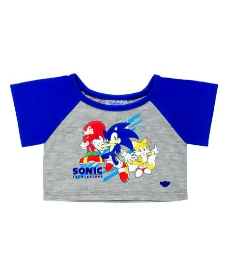 Sonic & Tails at Build-a-Bear - #GTUSA 4