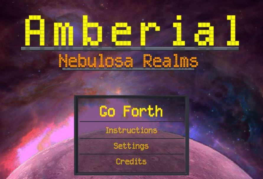 Amberial: Nebulosa Realms – Free To Play Browser Game