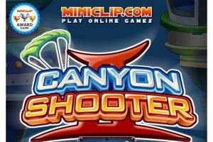 Canyon Shooter 2 - #GTUSA 1