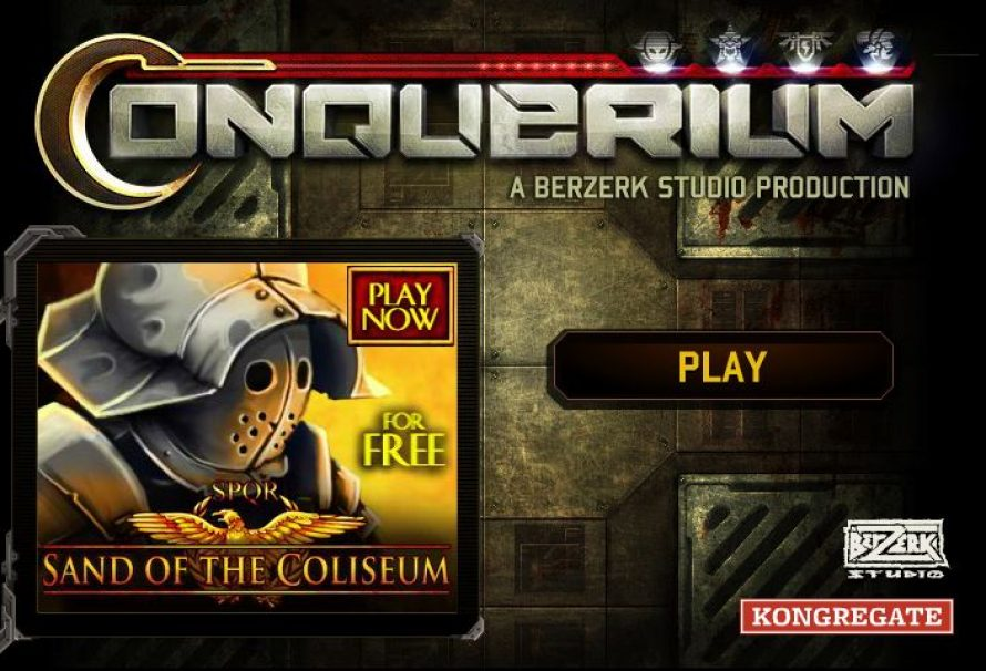 Conquerium – Free To Play Browser Game