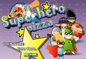 Superhero Pizza - Free To Play Mobile Game