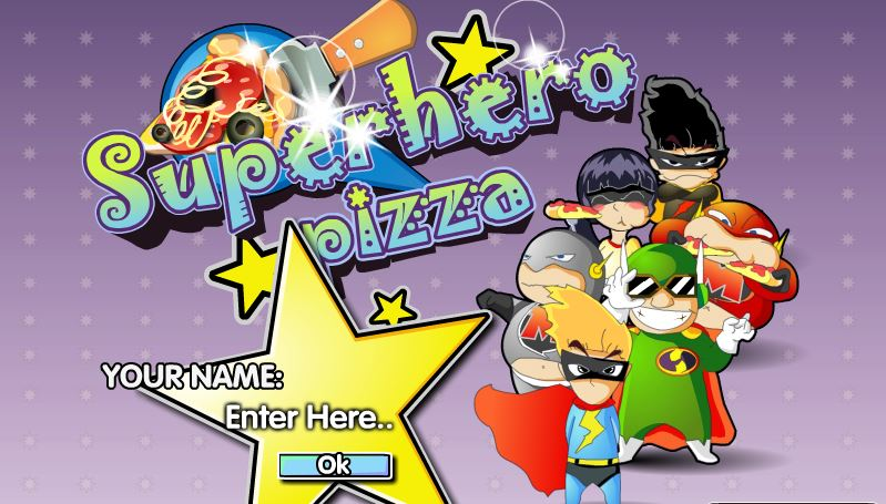 Superhero Pizza - #GTUSA 1