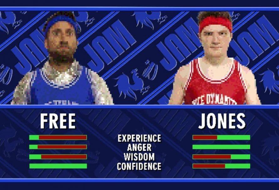 What Would NBA Jam Be Like In Real Life?