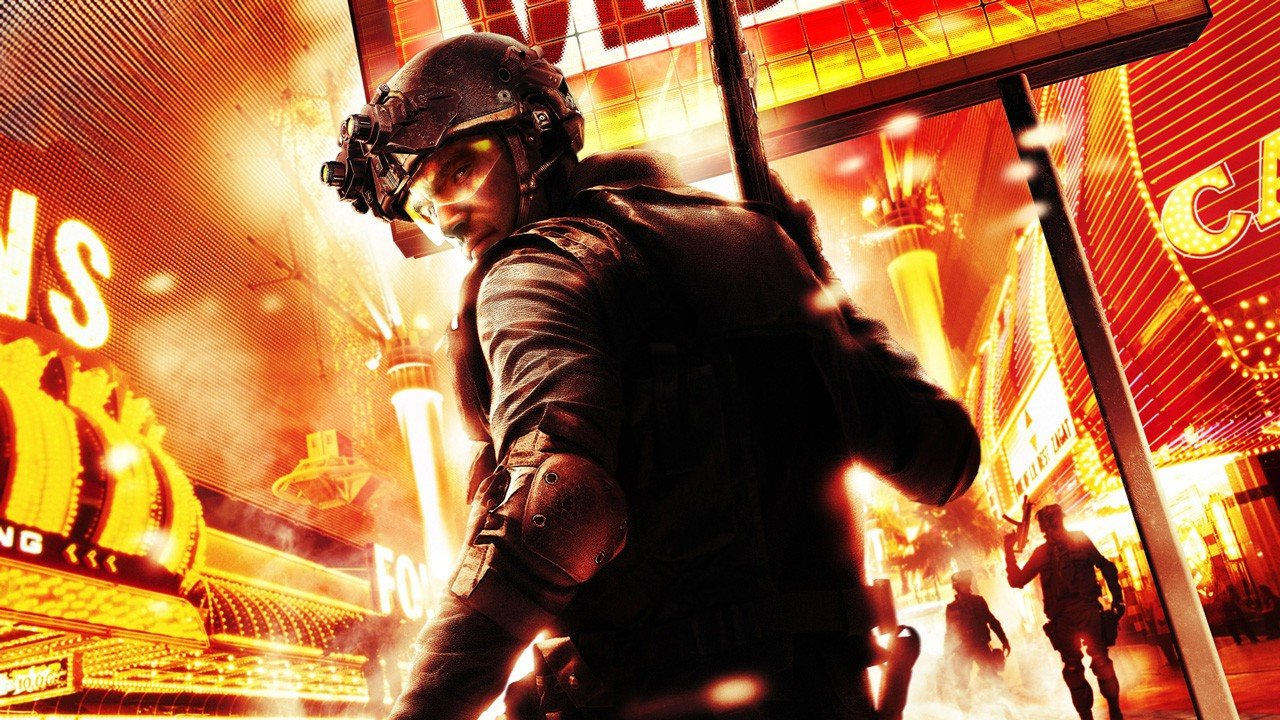 "Retrospective ""Rainbow Six Vegas"" 10 year Anniversary Tribute Post - #GTUSA 1"
