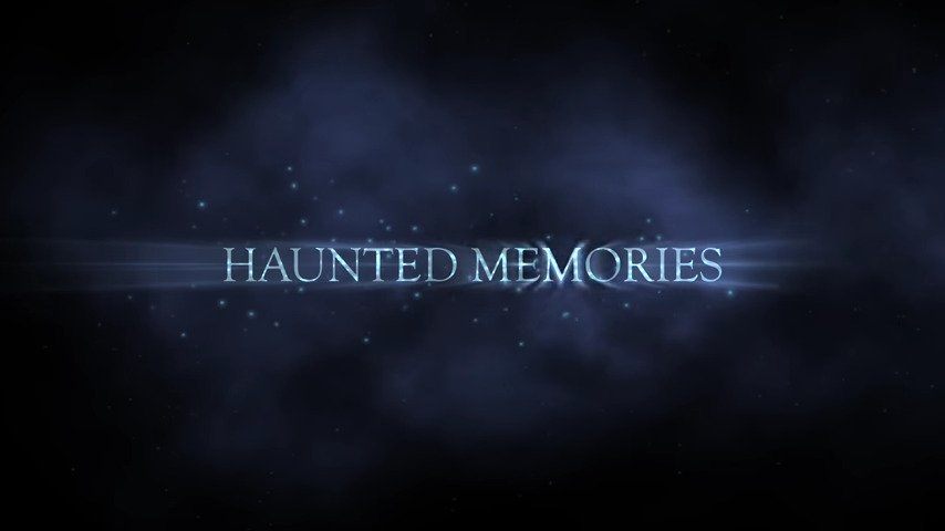 Haunted Memories - #GTUSA 1
