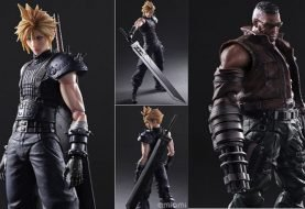 2 Final Fantasy VII Figures Coming In 2017