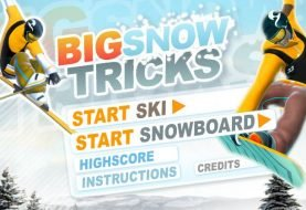Big Snow Tricks - Free To Play Mobile Game