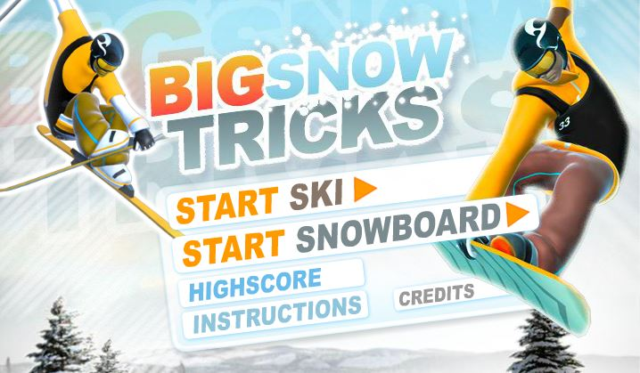 Big Snow Tricks - #GTUSA 1