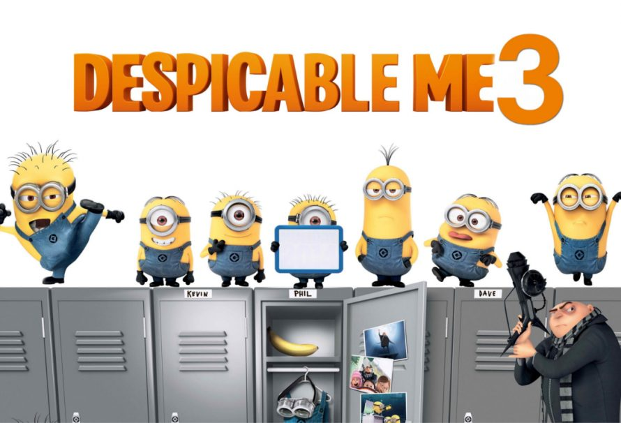 Despicable Me 3 Coming To Theaters Summer 2017