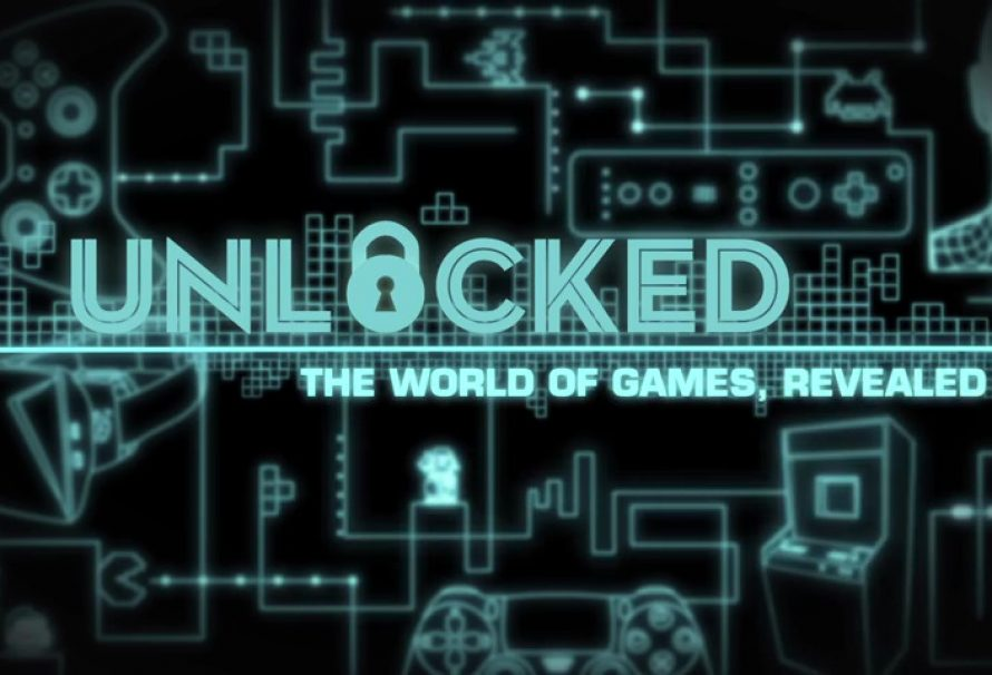 Unlocked: The World of Games, Revealed – Out Now On Steam