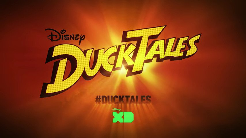 All New Duck Tales - #GTUSA 1