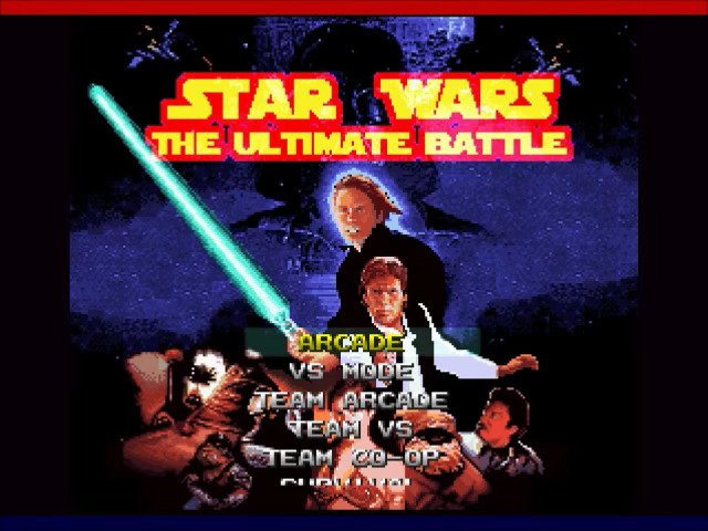 Star Wars{ The Ultime Battle - #GTUSA 1