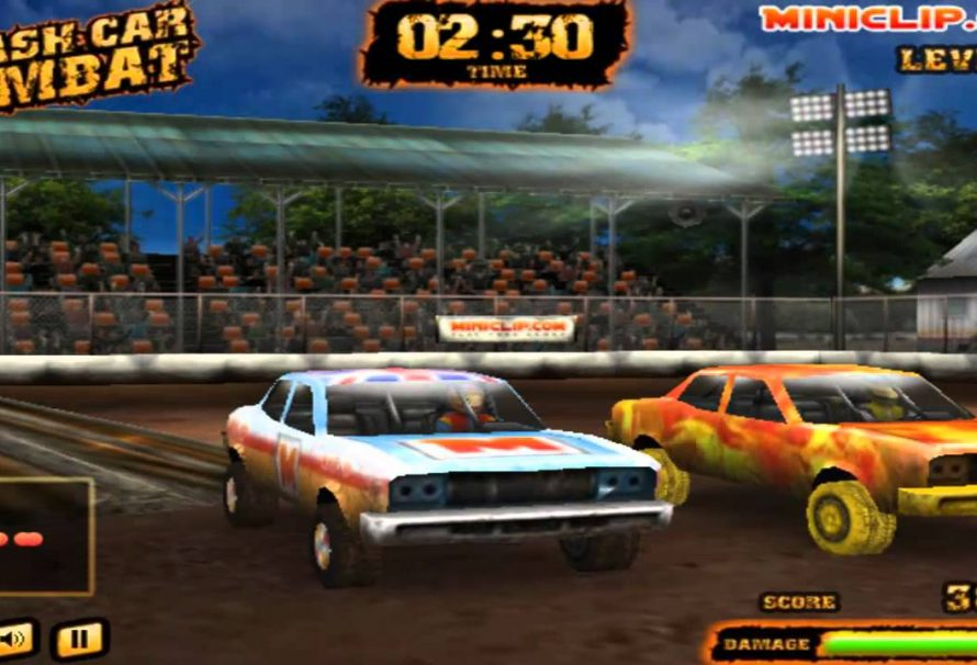 Crash Car Combat – Free To Play Mobile Game