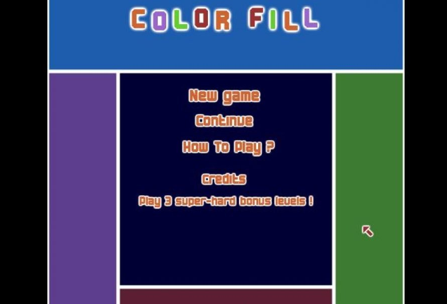 colorfill – Free to Play Browser Game