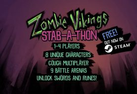 """Zombie Vikings: Stab-a-thon"" - Free To Play On Steam"